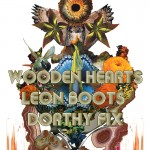 Wooded Hearts, Leon Boots & Dorthy Fix to perform in Minneapolis Aug. 17th!