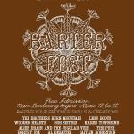 Barter Fest September 22nd, 2012!