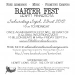 Count down to Barter Fest...